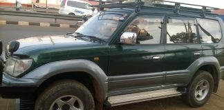 Car Hire in Uganda